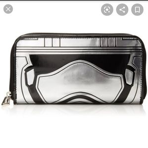 Loungefly Captain Phasma wallet
